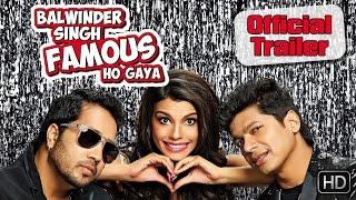 Balwinder Singh Famous Ho Gaya - Official Trailer