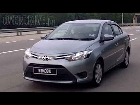 2015 Toyota Vios - First Drive Review