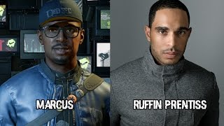 Characters and Voice Actors - Watch Dogs 2
