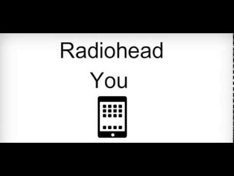 Рингтон Radiohead — You.mp3 на телефон