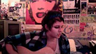 Out Of Habit Ani Difranco Cover- Emily Martin