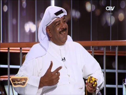 لقاء مع الفنانين احمد الفرج و خالد العجيرب في برنامج ع السيف