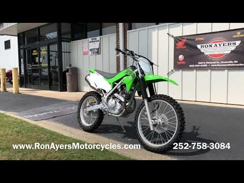 2020 Kawasaki KLX 230R in Greenville, North Carolina - Video 1