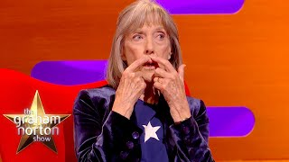 Dame Eileen Atkins' Father Dressed As Hitler During The War   The Graham Norton Show