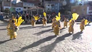 preview picture of video 'Apresentação em San Pablo de Tiquina'