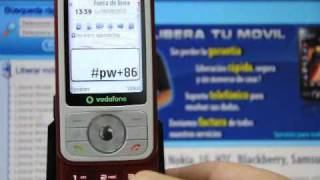 Como Liberar Samsung I450v De Vodafone Por Código En Www.movical.net