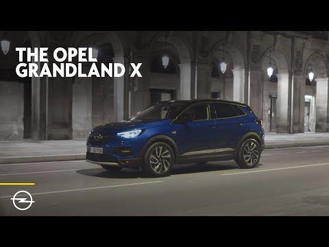 Opel  Grandland X Кроссовер класса J - рекламное видео 2