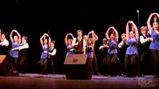 "SoCal VoCals ""Feeling Good"" @ 2008 ICCA Western Semifinals"