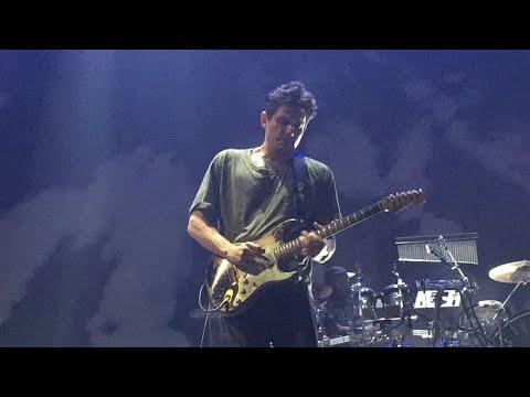 John Mayer - New Light live in Jakarta Indonesia, 5 April 2019