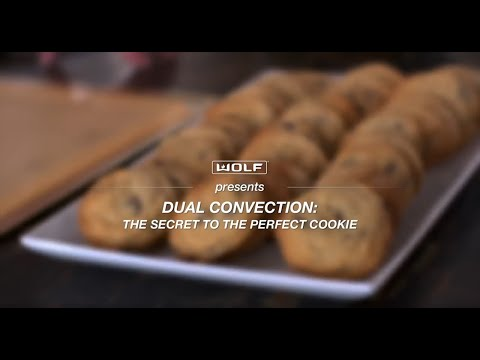 Wolf Dual Convection The Secret to the Perfect Cookie