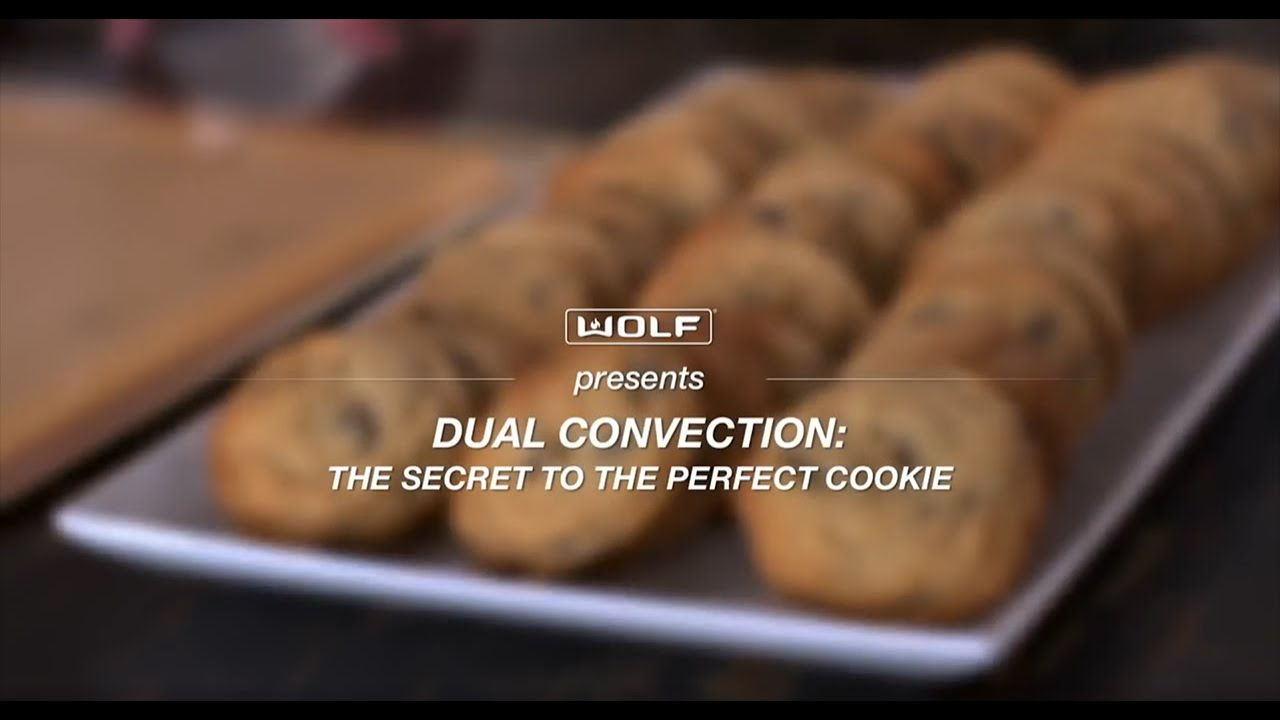 Wolf Dual Convection: The Secret to the Perfect Cookie