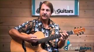 Soak Up The Sun - Guitar Lesson
