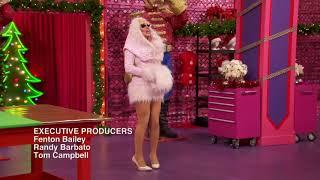 RuPaul's Drag Race Holi-Slay Spectacular/Christmas Special All Entrances🎅🎄