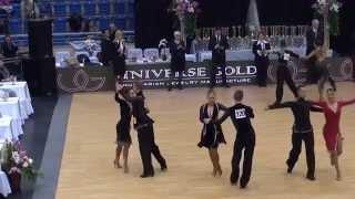 preview picture of video 'SAMBA/Szigetszentmiklos 2015/ Pop Vlad- Drahos Fanni'