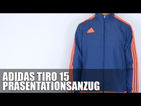 to buy outlet for sale best price Adidas Tiro 15 Präsentationsanzug günstig online kaufen ✓