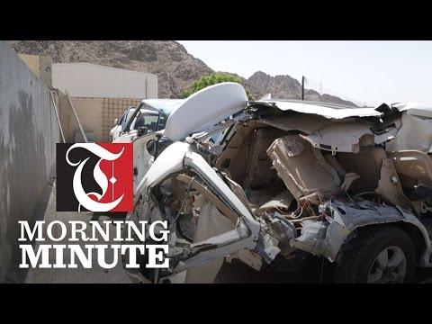 Morning Minute: Ramadan warning to drivers in Oman