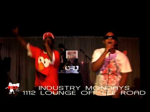 INDUSTRY MONDAYS WITH DOE STACK RITE AND COCOLO AT 1112 LOUNGE