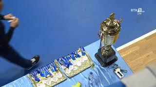 Finalja KUPA E KOSOVËS (Djemtë) kv PEJA VS kv FERIZAJ 08.04.2021