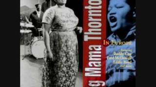 BIG MAMA THORNTON W/ BUDDY GUY - HOUND DOG (take 2) - LIVE 1965