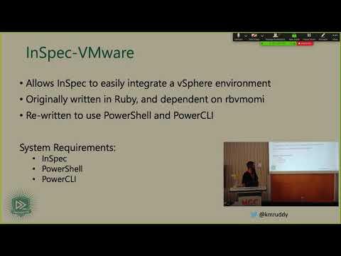 PSConfEU - vSphere Security Compliance in a DevOps World