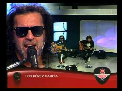Los Perez Garcia video Entrevista y Acústico - CM Rock 2016