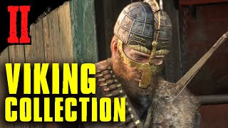 Red Dead Redemption 2 Viking Helmet , Hatchet And Comb Location