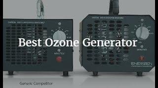 Top 5 Best Ozone Generator 2018
