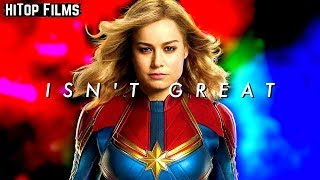 Captain Marvel ISN'T Great