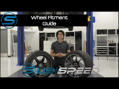 Subispeed - All about wheel fitment