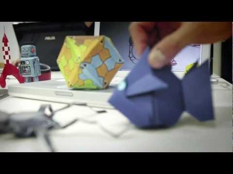 Dispromedia Presenta Blu la mascota