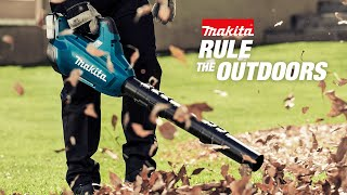 Watch Makita Cordless Outdoor Power Equipment Powered by LXT Batteries
