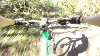 preview picture of video '2013 Intense Tracer 275 Test Ride'