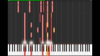 Heaven's Light Hellfire on Synthesia
