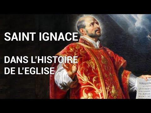 Saint Ignace dans l'Histoire de l'Eglise