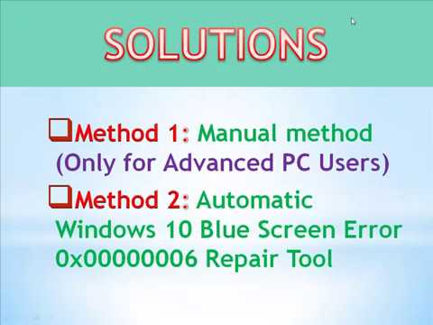 How to fix Print Operation failed with error 0x00000006