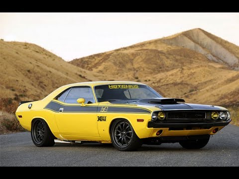 Muscle Cars and Road Courses Make Unlikely Partners