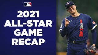 2021 All-Star Game Highlights (7/13/21) | MLB Highlights