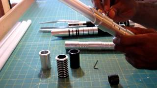 Ultra Sabers - How to Add/Remove Blade