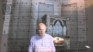 O  QUOT  UNDIS  LACRIMARUM, Inno 7 dolori B.M.V. Studio di Giovanni Vianini, Milano