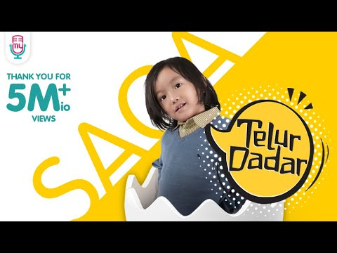 SAGA - TELUR DADAR | LAGU ANAK INDONESIA + (LYRICS) #SaveLaguAnak Mp3