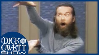 George Carlin Stand-Up Performance   The Dick Cavett Show