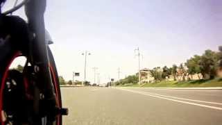 preview picture of video 'FZ6N BAKU'