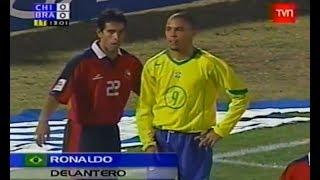 Cuando Un Desconocido Luis Fuentes, La Rompió Frente A Brasil De Ronaldo, Kaká, Cafú Y Compañía