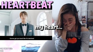 BTS   HEARTBEAT Official MV Reaction   BTS WORLD OST 방탄소년단