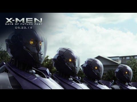 X-Men: Days of Future Past (TV Spot 'I Call Them Sentinels')