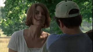 """""""Could you be more obvious? Here, enjoy."""" The Walking Dead quote S02E06 Maggie Greene"""