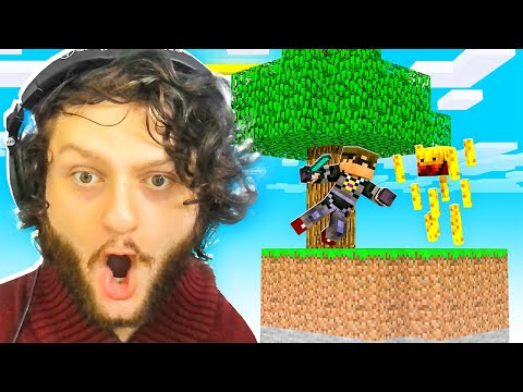 Minecraft Skyblock #2 - EPIC NEW MOBS!
