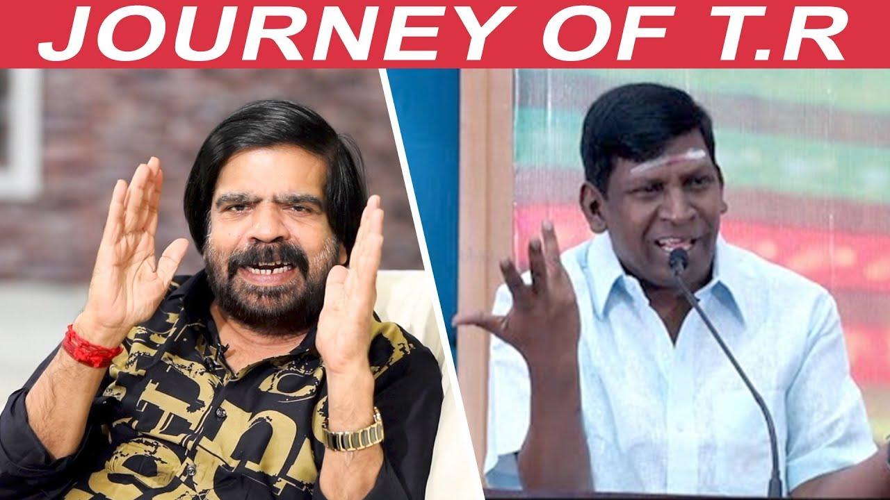 Vadivelu Pottadhu Thappu than - T.Rajendar Opens up