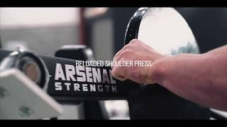 Arsenal Strength Reloaded Shoulder Press