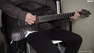 I will write and produce rock and metal music for your project